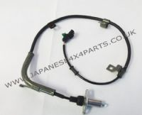 Mitsubishi Pajero/Shogun 2.8TD 4M40 (V26-SWB/V46-LWB) (1990-11/1996) - Rear Anti Skid / ABS Speed Sensor R/H